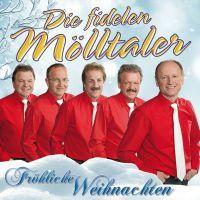 Die Fidelen Molltaler - Frohliche Weihnachten - CD