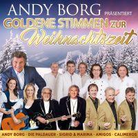 Andy Borg - Prasentiert Goldene Stimmen Zur Weihnachtszeit - CD