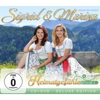 Sigrid Und Marina - Heimatsgefuhle - Folge 3 - Deluxe Edition - CD+DVD