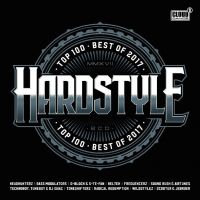 Hardstyle Top 100 - Best Of 2017 - 2CD