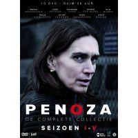 Penoza - Seizoen 1 t/m 5 - De Complete Collectie - 10DVD