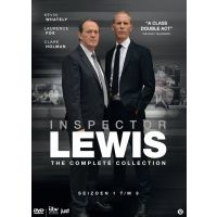 Inspector Lewis - The Complete Collection - 18DVD