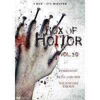 Box Of Horror - Vol. 10 - 3DVD