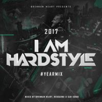 I Am Hardstyle - Yearmix 2017 - 2CD