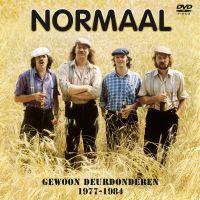 Normaal - Gewoon Deurdonderen - 1977-1984 - DVD+2CD