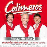 Calimeros - Mega Hit Mix 2 - CD