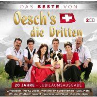 Oesch's Die Dritten - Das Beste Von - Folge 1 - 2CD