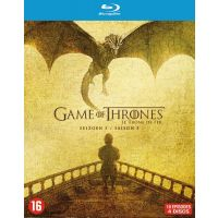 Game of Thrones - Seizoen 5 - 4Blu-Ray