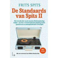 Frits Spits - De Standaards Van Spits II - BOEK+4CD