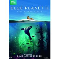 Blue Planet II - 3DVD