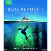 Blue Planet II - 3Blu-Ray