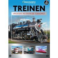Treinen - Vroeger, Nu En In De Toekomst - 3DVD