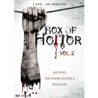 Box Of Horror - Vol. 2 - 3DVD