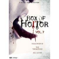 Box Of Horror - Vol. 7 - 3DVD
