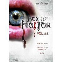 Box Of Horror - Vol. 11 - 3DVD