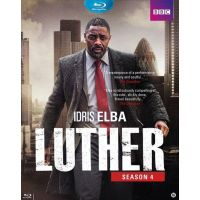Luther - Serie 4 - Blu-Ray