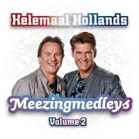 Helemaal Hollands - Meezingmedleys Volume 2 - CD