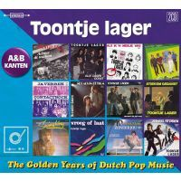 Toontje Lager - The Golden Years Of The Dutch Pop Music - 2CD