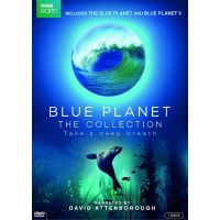 Blue Planet - The Collection I+II - 7DVD