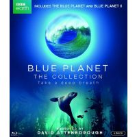 Blue Planet - The Collection I+II - 6Blu-Ray