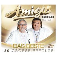 Amigos - Das Beste - 30 Grosse Erfolge - Gold Edition - 2CD