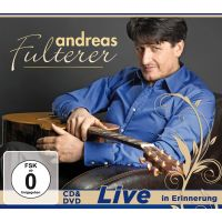 Andreas Fulterer - Live In Erinnerung - CD+DVD