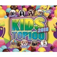 Kids Top 100 2018 - 2CD