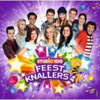 Studio 100 - Feestknallers - Vol. 4 - CD