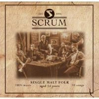 Scrum - Single Malt Folk - CD