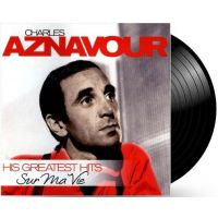 Charles Aznavour - Sur Ma Vie - His Greatest Hits - LP