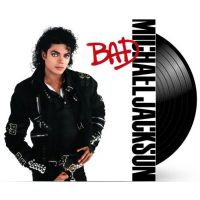 Michael Jackson - Bad - LP