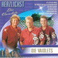 Die Vaiolets - Herzlichst - CD