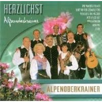 Alpenoberkrainer - Herzlichst - CD