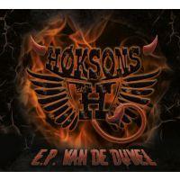 Hoksons - E.P. Van De Duvel - CD