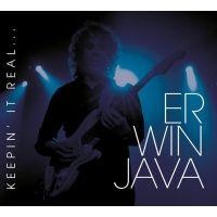 Erwin Java - Keepin 'It Real - CD