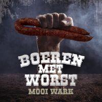 Mooi Wark - Boeren Met Worst - CD Single