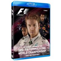Formula 1 - The Official Review 2016 - Blu-Ray