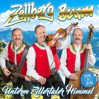 Zellberg Buam - Unterm Zillertaler Himmel - CD