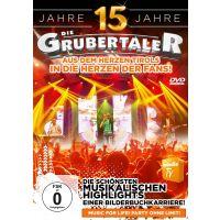 Die Grubertaler - 15 Jahre - DVD