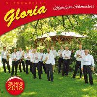 Blaskapelle Gloria - Mahrische Schmankerl - CD