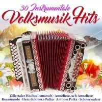 30 Instrumentale Volksmusik Hits - 2CD