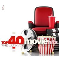 Movie Hits - Top 40 - 2CD