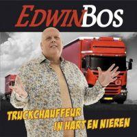Edwin Bos - Truckchauffeur In Hart En Nieren - CD Single