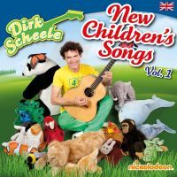 Dirk Scheele - New Children's Songs - Vol. 1 - CD