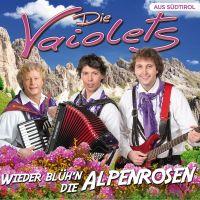 Die Vaiolets - Wieder Bluhen Die Alpenrosen - CD
