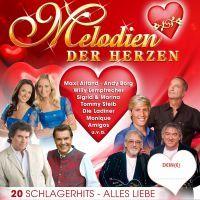 Melodien Der Herzen - CD
