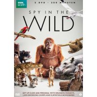 Spy In The Wild - BBC Earth - 2DVD