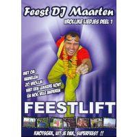 Feest DJ Maarten - Vrolijke Liedjes - Deel 1 - DVD