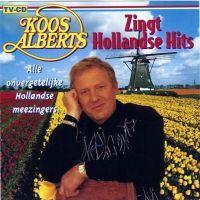 Koos Alberts - Zingt Hollandse Hits - CD