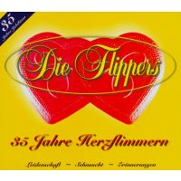 Die Flippers - 35 Jahre Herzflimmern - 3CD